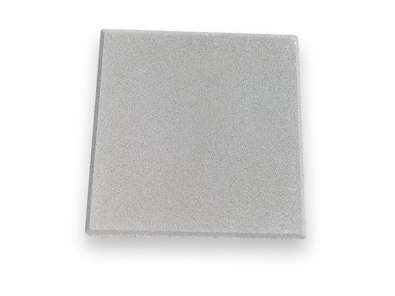 Taktilna oznaka - kontrastna, siva